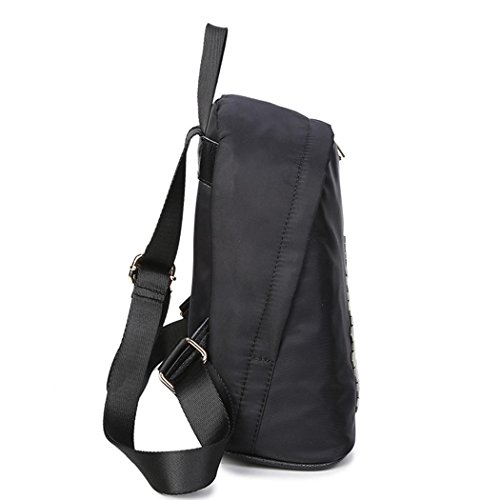 Oxford Cloth Rucksack Fashion Casual Shopping Travel Tasche style 2