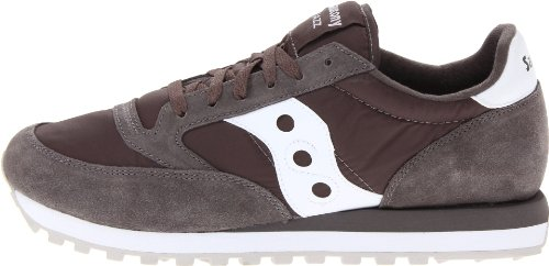 Saucony Jazz Original Charcoal White Grey