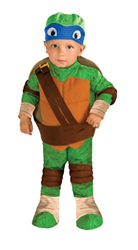 Teenage Mutant Ninja Turtles Leonardo Infant Toddler Kostüm (Toddler) (Turtles-baby-kostüm Teenage Ninja Mutant)