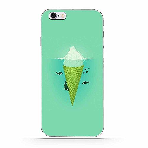 Coque Apple iPhone 5S/5SE, Fubaoda Artistique Os Série Étui TPU silicone élégant et sobre pour Apple iPhone 5S/5SE pic: 13