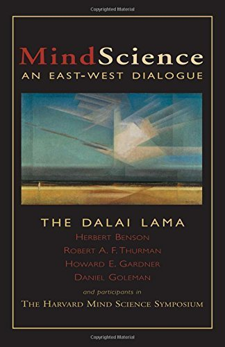 MindScience: An East-West Dialogue by His Holiness the Dalai Lama (1999-11-01)