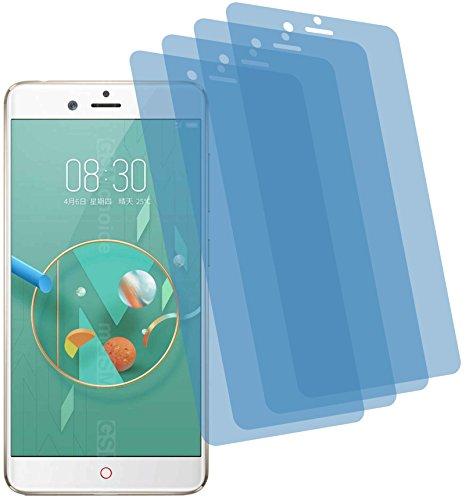 4x Crystal clear klar Schutzfolie für Archos Diamond Alpha Plus Displayschutzfolie Bildschirmschutzfolie Schutzhülle Displayschutz Displayfolie Folie