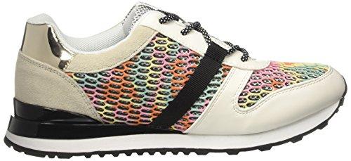 Versace Ee0hpbsd1_e75582, Sneakers basses femme Multicolore (Emd7)