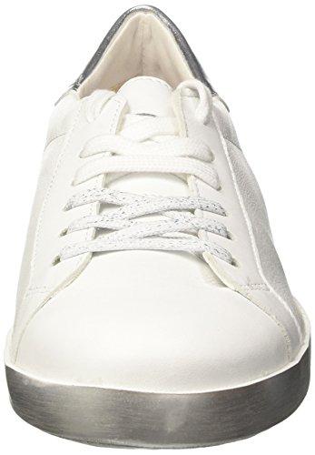 North Star 5441206, baskets montantes femme Bianco
