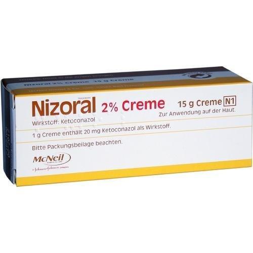 Nizoral Creme, 15 g