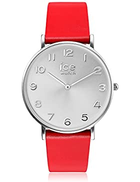 Ice Watch Armbanduhr City Tanner Red Silver Small 1509