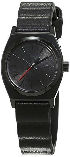 nixon-a509sw2244-0-montre-homme-quartz-analogique-bracelet-cuir-noir