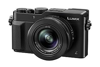 "Panasonic Lumix DMC-LX100 - Cámara Compacta Premium de 12.8 MP (Sensor de 4/3"", Objetivo F1.7-F2.8 de 24-75 mm, Zoom de 3X, 4K, WiFi, Raw), Color Negro (B00NN6IYCE) | Amazon Products"