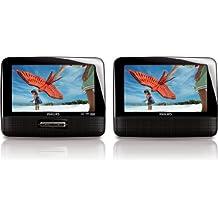 Philips PD7022/12 Lettore DVD Portatile Doppio Schermo LCD 7