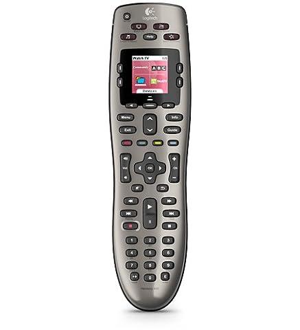 Harmony 650 - Logitech Harmony 650 Télécommande Universelle Ecran