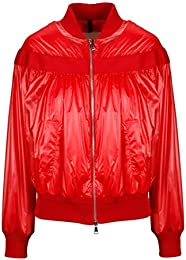 moncler rosso donna