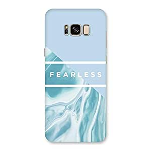 Neo World Fearless Flow Back Case Cover for Galaxy S8 Plus
