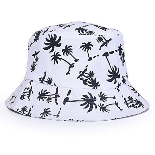 AROVON Hut Frauen Männer Vogue Hanfblatt Design Becken Kappen Ahorn Blätter Brooklyn Bucket Hut Fischer Hut Freizeit Hüte (Jagd-kostüme Für Paare)