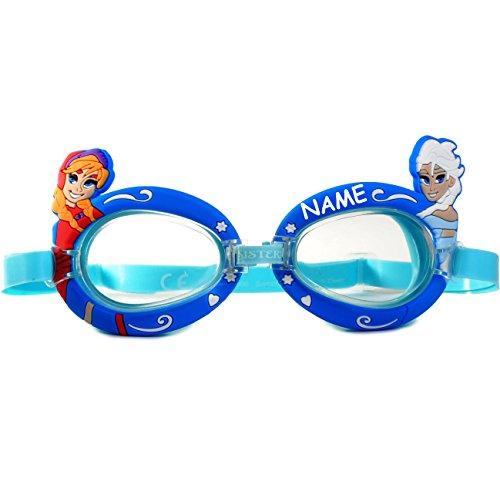 Unbekannt 3-D Effekt _ Schwimmbrille / Chlorbrille / Taucherbrille -  Disney Frozen - die...