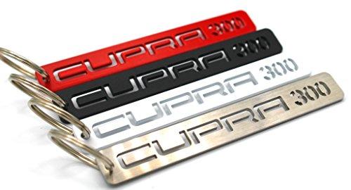 felgen seat leon fr VmG-Store Cupra 300 Schlüsselanhänger aus Edelstahl (Rot)