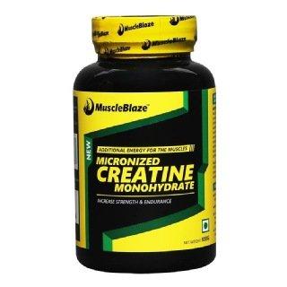 MuscleBlaze Creatine,SIZE:100 gm