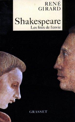 Shakespeare, les feux de l'envie (Littérature) (French Edition)