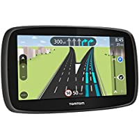 TomTom Start 60 6-Inch Sat Nav with Western Europe Maps and Lifetime Map Updates - Black/Grey