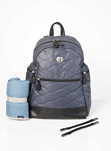 oioi-indigo-fisheye-coated-cotton-backpack-with-insulated-pockets-and-change-mat