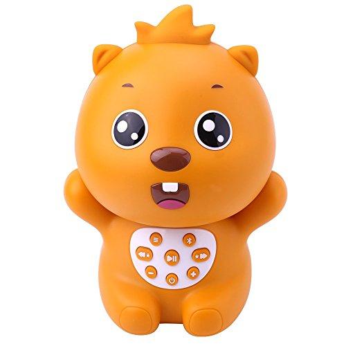 Wireless Cartoon Bluetooth-Lautsprecher BEVA Digital MP3-Player Unterstützungs-TF-Karte beste Geschenk für Kinder, Baby