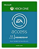 EA Access 12 Month Xbox One (Xbox One)