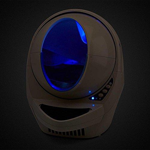 Litter-Robot 3 Open Air Automatic Self-Cleaning Litter Box