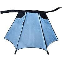 Drachenhaut Fahrrad Regenschutz - die Schnelle Alternative zu Regenhose und Poncho für Radlerinnen und Radler