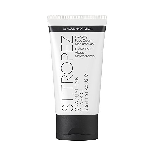 ST.TROPEZ GRADUAL TAN EVERYDAY face #medium/dark 50 ml