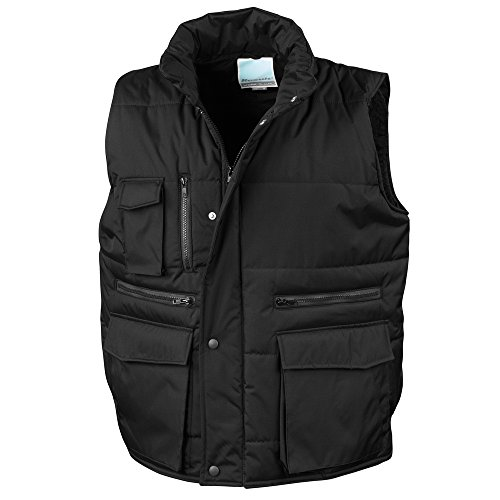 Result Work-Guard - Manteau sans manche - Homme noir - Noir