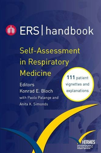 Self-assessment in Respiratory Medicine: 111 Patient Vignettes and Explanations
