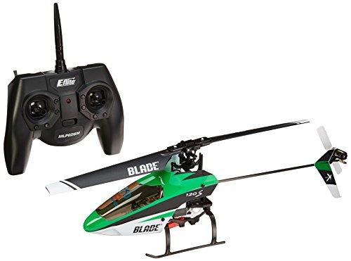 Unbekannt Klinge blh4100120S RTF + 6Kanal Radio Submikro Single Rotor RC Hubschrauber (Rc Hubschrauber Single)