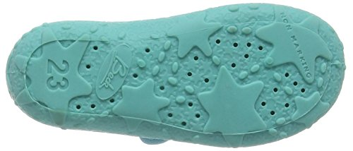 Beck Summer, Chaussons bas pour la maison, doublure froide fille Turquoise - Türkis (08)
