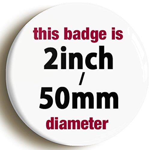 2inch//50mm diameter ELEMENTARY MY DEAR WATSON SHERLOCK HOLMES BADGE BUTTON PIN