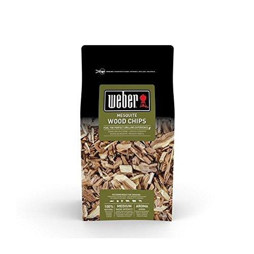 Weber 17625 Copeaux de bois