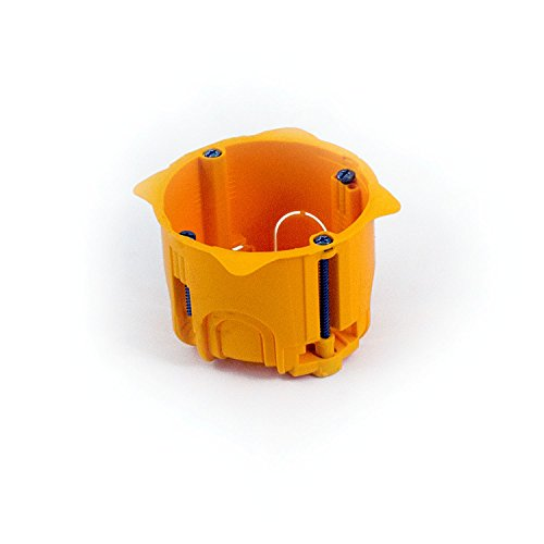 Lyndahl Highend Lautsprecherblende LKL001, LKL002, LKL005 und LKL007 für Lautsprecher, passend für Unterputzdose/Wandeinbaudose Wandanschlussblenden Surround System Unterputzdose 1-fach/2-fach Dose