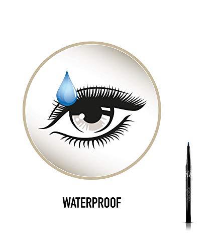 Max Factor Excess Intensity Longwear Matita Occhi Automatica, Eyeliner Waterproof Tratto Preciso, 9 Cobalt, 2 g