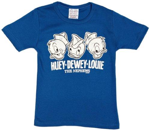 Amazon Kostüm Duck Donald (Logoshirt Jungen T-Shirt, Gr. 92 (Herstellergröße: 2-3 ans),)