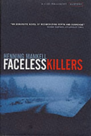 Book cover for Faceless Killers