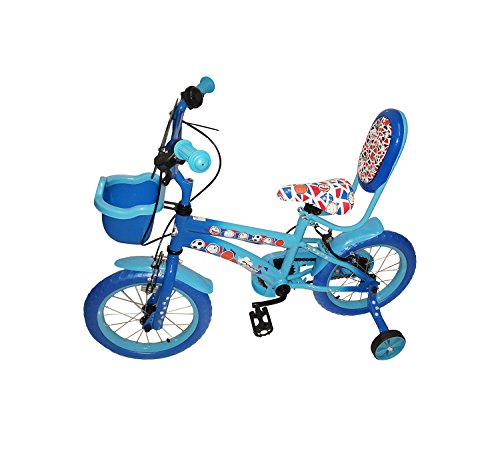 Doraemon Cycle, Blue
