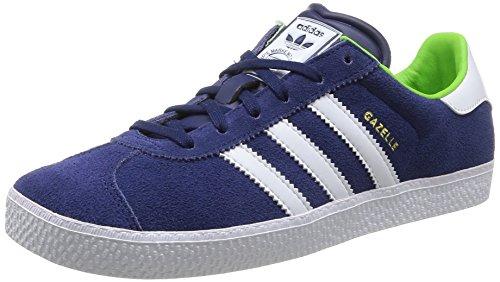 Zapatillas Adidas Gazelle Grimed 32 Azul DLQUyb
