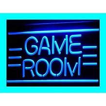 Cartel Luminoso ADV PRO i338-b GAME ROOM Displays Toys TV Neon Light Sign