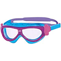 Zoggs Children's Phantom Kids Mask With Uv Protection and Anti-fog Swimming Goggles