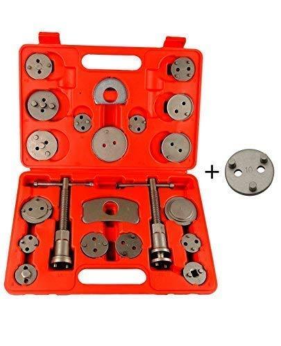 Bremskolbenrücksteller Kolbenrücksteller SET Kolben Rücksteller 21 teilig NEU CBR21-13 (Celica Gt Teile)