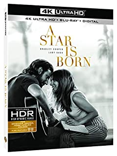 A Star Is Born [4K Ultra HD + Blu-ray] (B07KZ4HB1S) | Amazon price tracker / tracking, Amazon price history charts, Amazon price watches, Amazon price drop alerts
