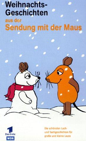 Preisvergleich Produktbild Die Sendung mit der Maus - Weihnachtsgeschichten [VHS]