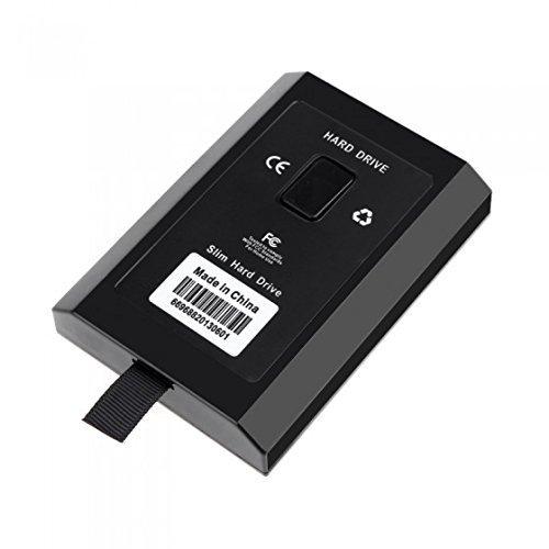 Für Xbox 360 Slim 500 GB Festplattenlaufwerk Festplatten Interne Festplatten Schlank (Interne Festplatte 360 Slim Xbox)