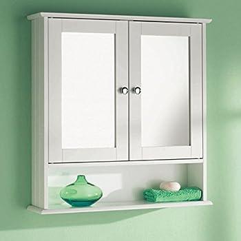 Badezimmer spiegelschrank k che haushalt - Amazon spiegelschrank ...
