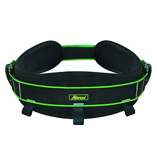 Gg-climbing seat belt outdoor arrampicata alpinismo lavoro aereo cintura di sicurezza posizionamento cintura di sicurezza caduta protezione vento