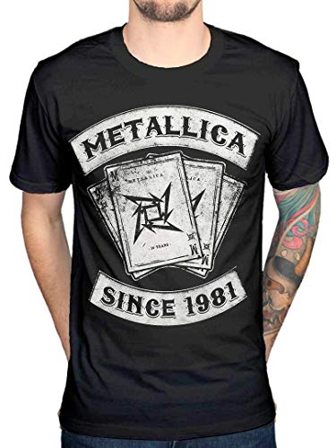 Oficial Metallica Dealer Since 1981 T-Shirt