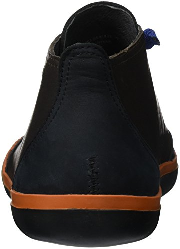 CAMPER Herren Peu Slastic Hohe Sneakers Braun (Dark Brown 001)